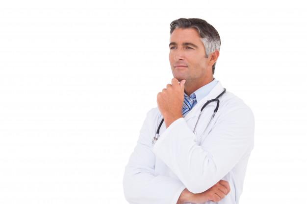 doutor-pensando-com-mao-no-queixo_13339-106152 